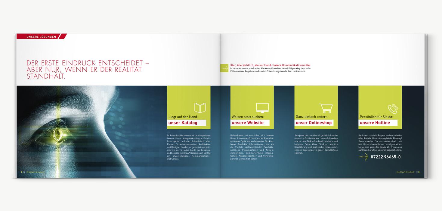 Everglow-Brandbook-2-kommunikation-brand-B2B-Agentur-die-gruppe-werbeagentur-stuttgart-markante-b-to-b-kommunikation